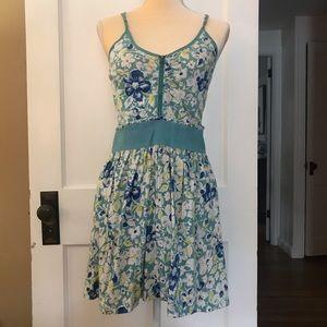 Feminine stretchy Abercrombie & Fitch tank dress